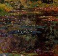 Water Lilies IX Claude Monet